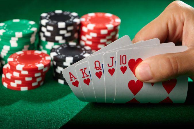 Situs Poker Online Dengan Bonus Terbesar